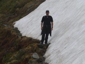 Zweites Schneefeld