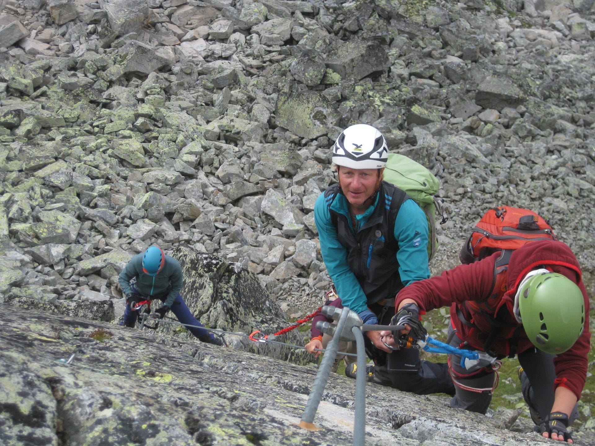 Klettersteig II