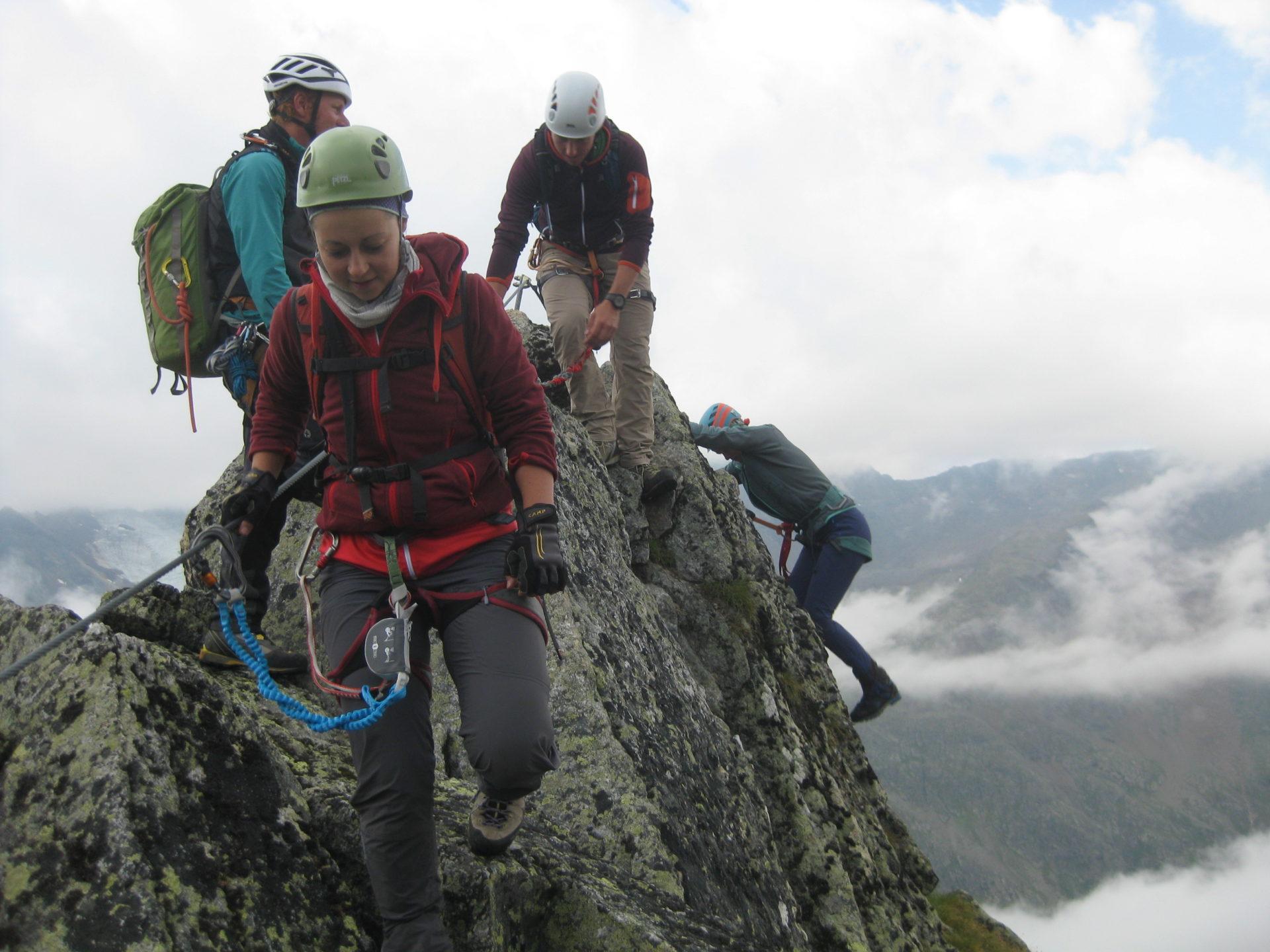 Klettersteig I